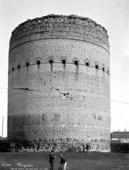 Tour de Vésone - Ensemble nord-ouest