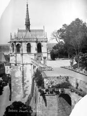 Château - Chapelle : Ensemble nord