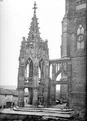 Chapelle des Monts ou la Recevresse - Vue d'ensemble