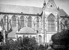 Basilique Notre-Dame - Façade sud