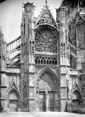 Eglise Saint-Jacques - Façade ouest