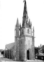 Eglise Notre-Dame-de-Paradis et ses abords - Ensemble nord-ouest