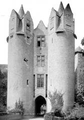 Château - Grand châtelet