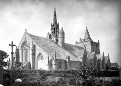 Eglise Saint-Nonna - Ensemble nord-est