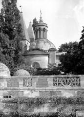 Château d'Anet - Chapelle : Coupole et clochetons