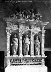 Eglise Saint-Pierre - Retable