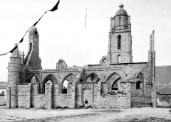 Chapelle Notre-Dame-du-Murier - Façade sud