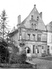 Maison du 16e siècle - Vue d'ensemble