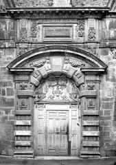 Hôtel de Vogüé - Porte