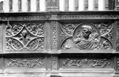 Cathédrale Notre-Dame - Clôture des chapelles