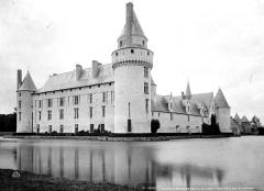 Château du Plessis-Bourré - Ensemble sud-est