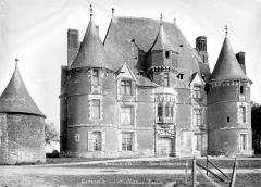 Château de Martainville - Ensemble ouest