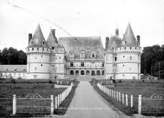 Domaine de Mesnières - Ensemble ouest