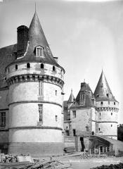 Domaine de Mesnières - Tour d'angle