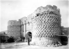 Enceinte fortifiée de la ville - Porte Saint-Jean
