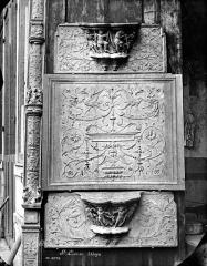 Basilique Saint-Denis - Stalles du chœur