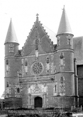 Eglise Notre-Dame de Lorette - Façade ouest