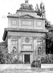 Château d'Anet - Ancienne chapelle funéraire de Diane de Poitiers