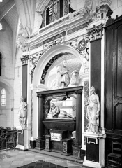Collège de la Ville - Chapelle : Tombeau de Henri de Guise