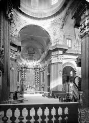 Cathédrale Sainte-Reparate - Vue intérieure du transept nord