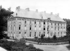Ancienne abbaye - Pavillon de gauche gauche