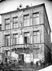 Hôtel de ville - Vue d'ensemble