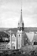 Eglise Notre-Dame-de-la-Couture - Ensemble sud-ouest