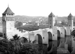 Pont Valentré - Vue d'ensemble