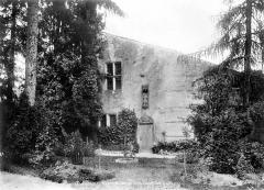 Maison de Jeanne d'Arc - Façade sud