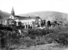 Ancienne abbaye - Ensemble sud-est