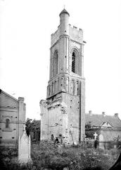 Ancienne église - Tour clocher