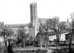 Cathédrale Saint-Antonin - Ensemble sud-ouest