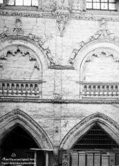 Eglise Saint-Pierre - Tribune de l'orgue