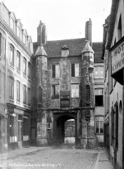 Citadelle - Porte de Guise