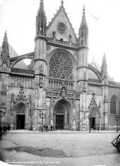 Eglise Saint-Eloi - Façade ouest
