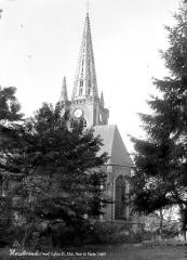 Eglise Saint-Eloi - Tour et flèche