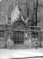 Eglise Saint-Maurice - Porte de la sacristie