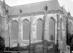 Eglise Saint-Maurice - Abside, côté sud