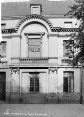 Hôpital Saint-Sauveur - Façade