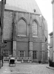 Palais Rihour - Façade de la salle du Conclave