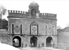 Porte de Roubaix - Vue d'ensemble