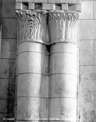 Eglise - Chapiteaux