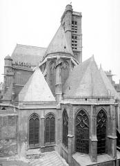 Eglise Saint-Gervais-Saint-Protais - Ensemble sud-est