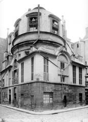 Immeuble - Vue d'ensemble : Ancienne rotonde de l'Ecole de Médecine