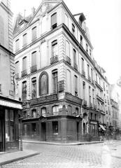 Ancien hôtel de Noisy - Vue d'ensemble sur la rue de Cléry