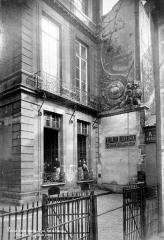 Ancien hôtel Aubert de Fontenay ou Salé, actuellement musée national Picasso - Aileron du mur mitoyen