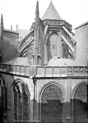Eglise Saint-Merri - Abside, côté est