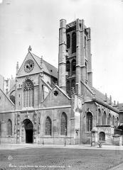 Eglise Saint-Nicolas-des-Champs - Ensemble sud-ouest