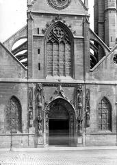 Eglise Saint-Nicolas-des-Champs - Façade ouest