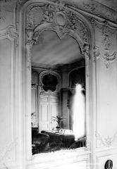Anciens hôtels de Rohan et Soubise, actuellement Archives Nationales - Hôtel de Soubise : Salon du Garde général : Lambris